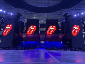 The Rolling Stones, Los Angeles #1, October 14, 2021