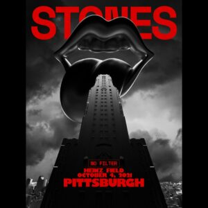The Rolling Stones No Filter Tour - Pittsburgh 2021