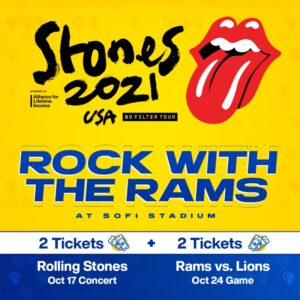 Rock with the Rams